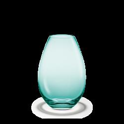 Wazon Cocoon Aquamarine, 20,5 cm - HOLMEGAARD