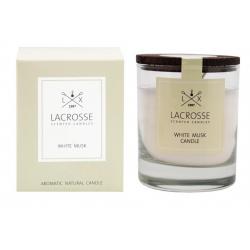 Świeca zapachowa White musk - Lacrosse