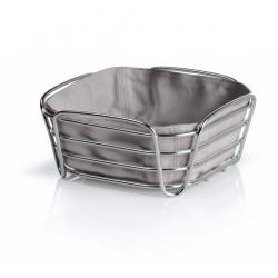Koszyk na pieczywo DELARA, taupe 20 cm - BLOMUS