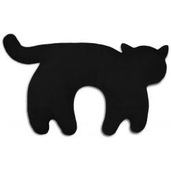 Poduszka na szyję kot Feline, Midnight - LESCHI