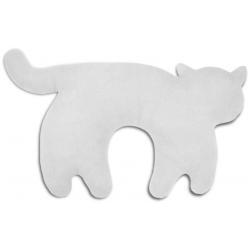 Poduszka na szyję kot Feline, Misty Morning - LESCHI