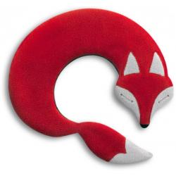 Poduszka termiczna na szyję lisek Noah,  Fire - LESCHI
