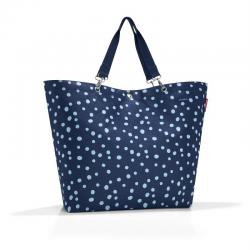 Torba shopper XL spots navy - Reisenthel