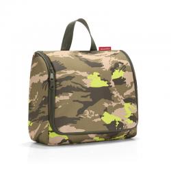 Kosmetyczka toiletbag XL camouflage - Reisenthel