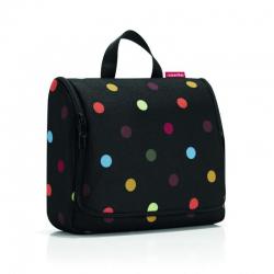 Kosmetyczka toiletbag XL dots - Reisenthel