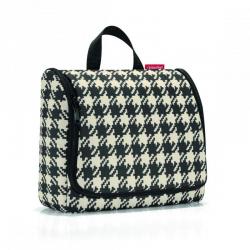 Kosmetyczka toiletbag XL fifties black - Reisenthel