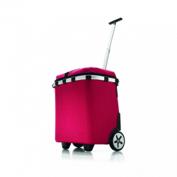 Wózek na zakupy carrycruiser iso red - Reisenthel