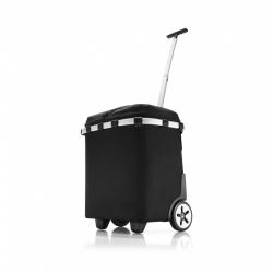 Wózek na zakupy carrycruiser iso black - Reisenthel
