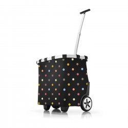 Wózek na zakupy carrycruiser dots - Reisenthel