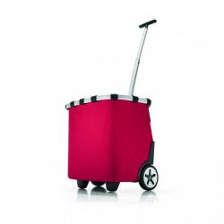 Wózek na zakupy carrycruiser red - Reisenthel