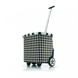 Wózek na zakupy carrycruiser fifties black - Reisenthel