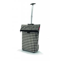 Wózek na zakupy trolley M fifties black - Reisenthel