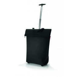 Wózek na zakupy trolley M black - Reisenthel