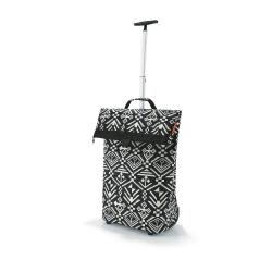 Wózek na zakupy trolley M hopi black - Reisenthel