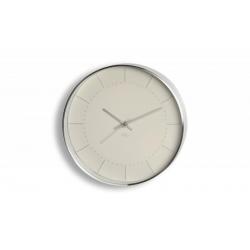 Zegar ścienny Tempus, 25 cm, biały - PHILIPPI