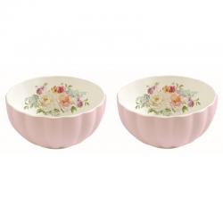 Zestaw 2 szt. miseczek z porcelany 1286ROYP - Nuova R2S