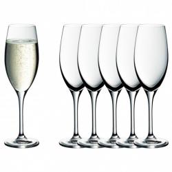 Zestaw sześciu kieliszków do szampana easy Plus - WMF