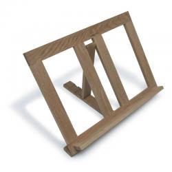 Stojak na książkę kucharską Oval Oak 35 × 26 cm - SAGAFORM