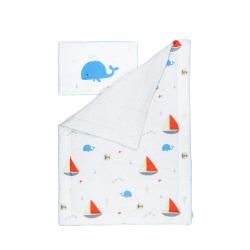 Pościel dziecięca 100x135 cm Morska Przygoda