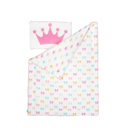 Pościel dziecięca 100x135 cm Princess