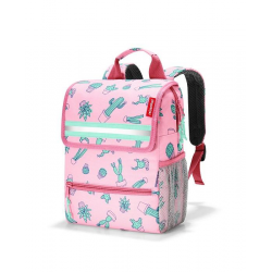 Plecak backpack kids cactus pink - Reistenhel
