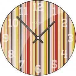 Zegar ścienny Smithy Dome, 35 cm - NEXTIME