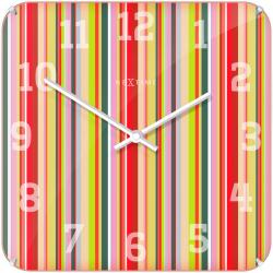 Zegar ścienny Smithy Dome Square, 35 cm - NEXTIME