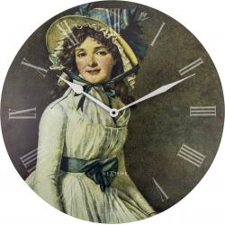 Zegar ścienny Portrait of Mrs Serizy, 50 cm - NEXTIME