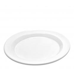 Talerz obiadowy 28 cm, biały - Emile Henry