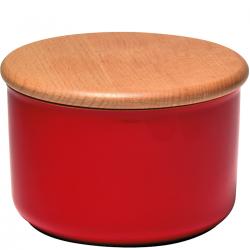 Pojemnik kuchenny hermetyczny 0.5L - czerwony - Emile Henry