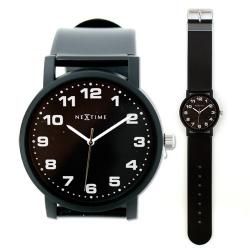 Zegarek na rękę Dash Black Watch - NEXTIME