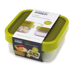 Lunch Box na sałatki GoEat zielony - Joseph Joseph