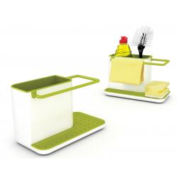 Pojemnik na akcesoria do zmywania, biało-zielony - Joseph Joseph