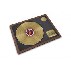 Podkładka szklana, Gold Record 40 x 30 cm - Joseph Joseph