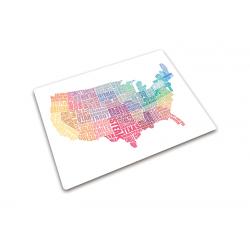 Podkładka prostokątna USA 40 x 30 cm - Joseph Joseph