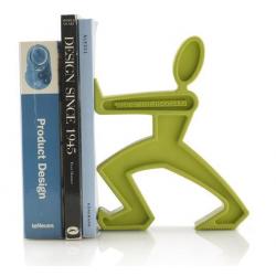 Podpórka do książek JAMES, zielona - BLACK+BLUM