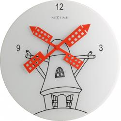 Zegar ścienny Windmill - NEXTIME