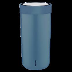 Kubek termiczny TO GO CLICK 0,34 l dusty blue - STELTON