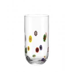 Wysoka szklanka 490 ml, Millefiori - Leonardo
