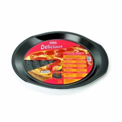 Forma do pizzy perforowana Delicious, 37 x 35 cm - KAISER