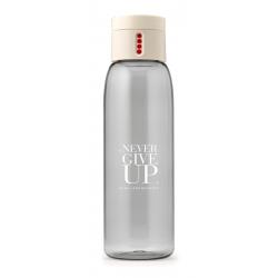 Butelka na wodę DOT NGU kremowa - HPBA