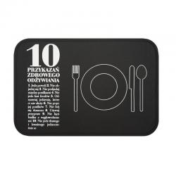 Podkładka stołowa 10 Przykazań + talerzyk - HPBA