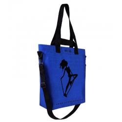 Torba Cargo AL niebieska+ lunch box na sałatki - HPBA
