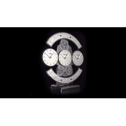 Zegar stołowy Genius Trzy zegary 135 M - Incantesimo Design