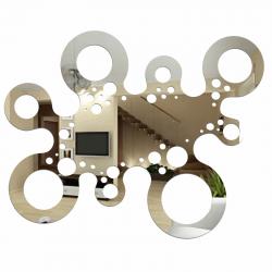 Lustro dekoracyjne MODERN plexi - DekoSign