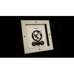 Zegar stołowy Quantum 406 W (Wenge) - Incantesimo Design