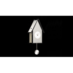 Zegar ścienny Domus Pendolo 453 MB - Incantesimo Design