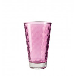 Szklanka 300 ml OPTIC, fioletowa - Leonardo
