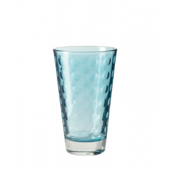 Szklanka 300 ml OPTIC, niebieska - Leonardo
