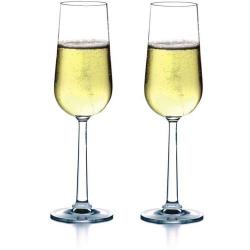 Zestaw 2 kieliszków do szampana Grand Cru - ROSENDAHL
